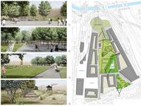 Planed Parks Erlenmatt