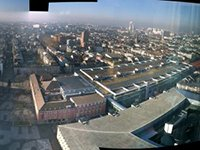 Panoramic View over Basle