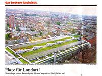 Newspaper Article Basler Zeitung